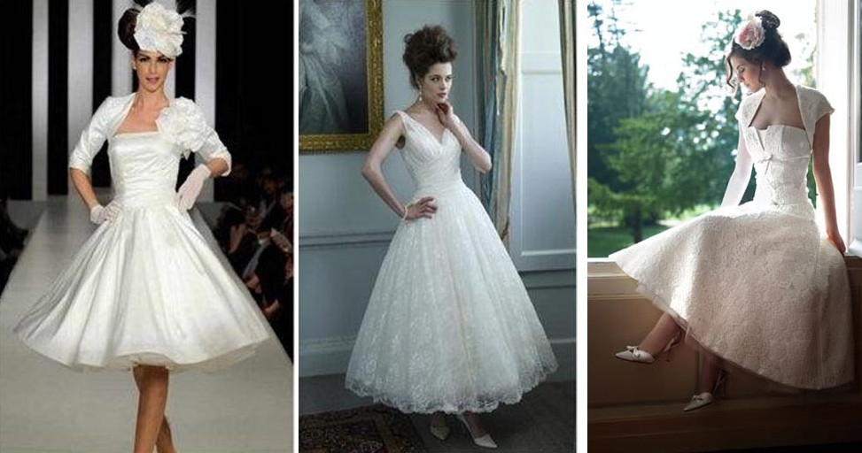 Vestido de Noivas Retrô 2013 – Tendências, Dicas, Modelos (4)