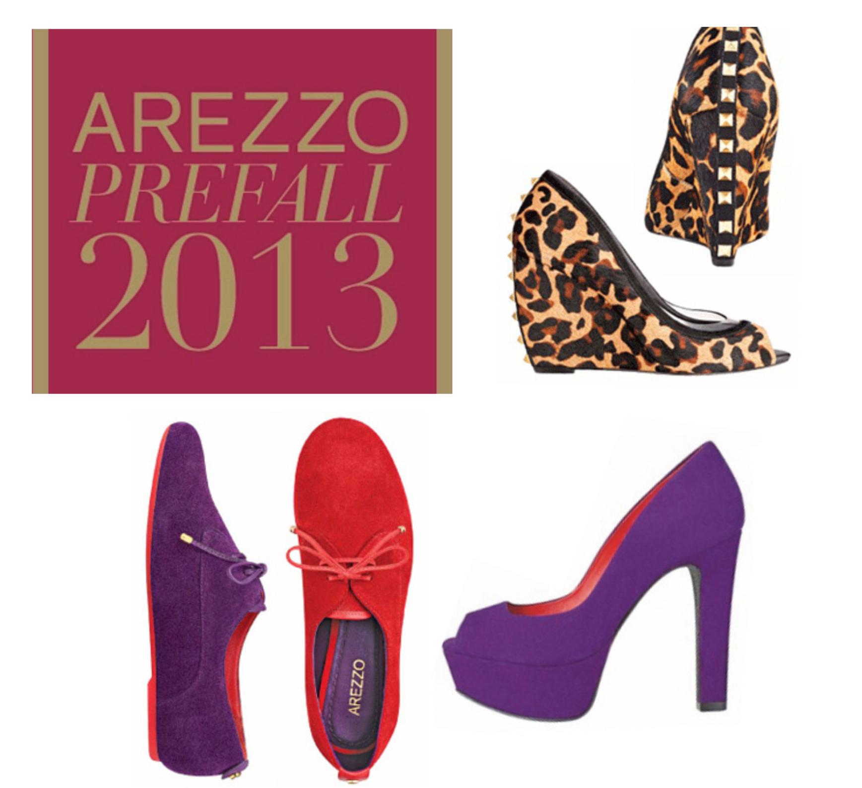 Arezzo Coleção de Calçados Inverno 2013 – Fotos, Modelos e Loja Virtual