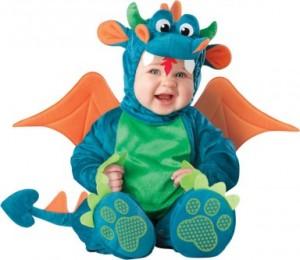 bebê dragão