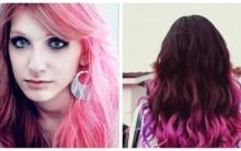 Cabelo Cor de Rosa Nova Tendência 2013 – Modelos e Fotos