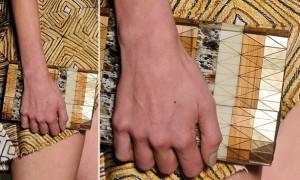 carteira mão