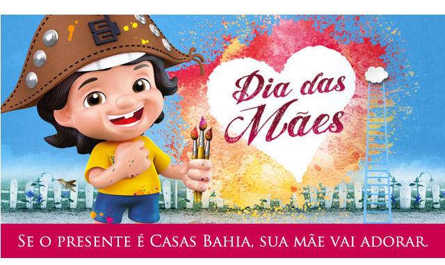 Comprar Presentes Dia das Mães 2013 nas Casas Bahia – Loja Virtual