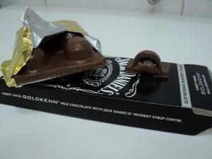 chocolate com whisky