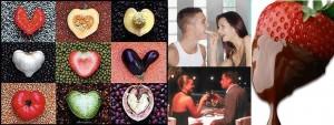 comidas afrodisiacas