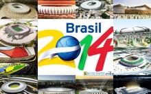 Copa do Mundo no Brasil em 2014 – Tabela da Copa
