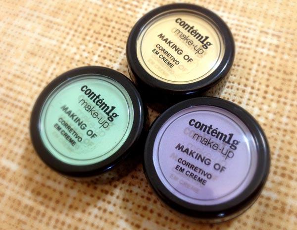 Corretivo Coloridos Para Olhos – Como Usar
