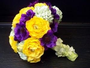 decoraçao-casamento-amarelo-roxo