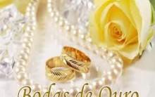 Decoração Festa de Bodas de Ouro Tendências 2013 – Fotos, Modelos e Dicas