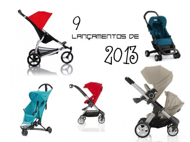 lançamentos-carrinhos de bebês 2013