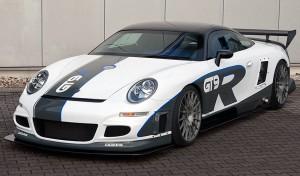 2009 9ff Porsche GT9-R