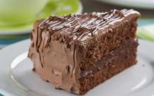 Receita de Bolo Nega Maluca Com Creme de Nutella – Ingredientes e Modo de Preparo