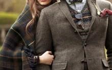 Casacos Tweed Tendências  para o Inverno 2013 – Fotos e Modelos