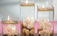 Velas Decorativas – Como Decorar e Deixar o Ambiente em Clima Romântico