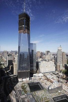 Nova Fachada do World Trade Center nos Estados Unidos – Fotos