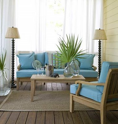 Móveis para Casa de Praia – Dicas e Modelos