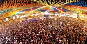 Festa Junina de Campina Grande Paraíba 2013