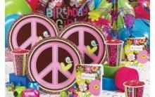 Aniversário Com Tema Hippie – Decoração, Fotos e Vídeo