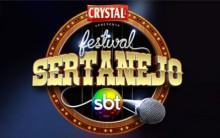 Festival Sertanejo no SBT 2013 – Como se Inscrever e Participar