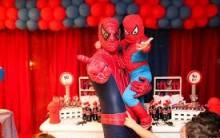 Decoração Festa de Aniversário infantil tema Homem Aranha – Fotos e Dicas