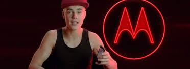Promoção Motorola Bieber Mania 2013 – Como Participar