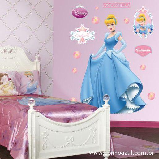 Decoração Para Quarto Tema Princesa – Fotos, Modelos Dicas e Tendências