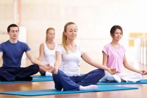 yoga saude