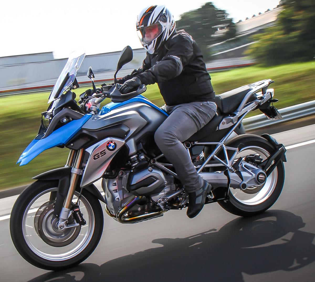 Lançamento Nova moto BMW R 1200 GS  2013  – Fotos, Vídeos, Preço  e Funções