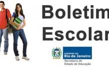 Boletim Escolar Seeduc RJ 2013 – Consultar Notas
