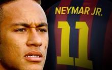 Apresentação do Jogador  Neymar ao Barcelona – Fotos e Vídeos