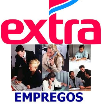 Vagas de emprego Extra- Enviar currículo