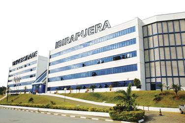Vestibular da Universidade Ibirapuera 2013 –  Fazer as Inscrições, Cursos Oferecidos