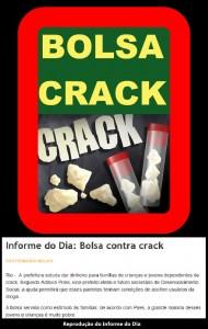 bolsa Crack ...