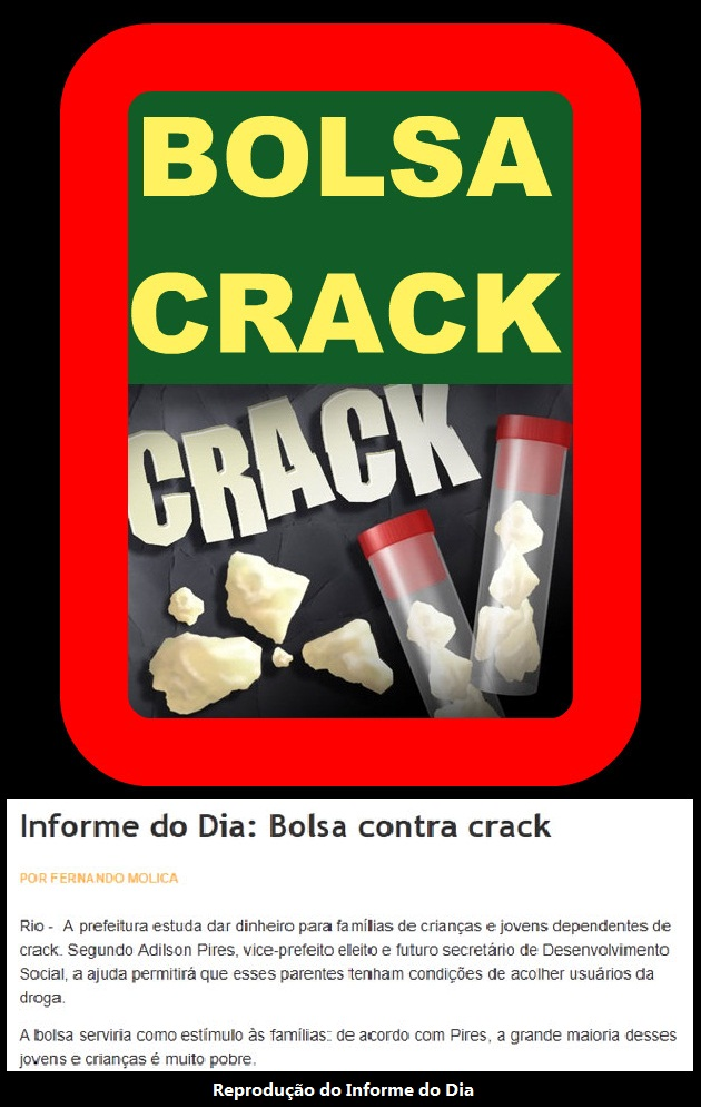 Programa Bolsa Crack Para Usuário de Drogas em SP – Como Funciona e Quem Recebe