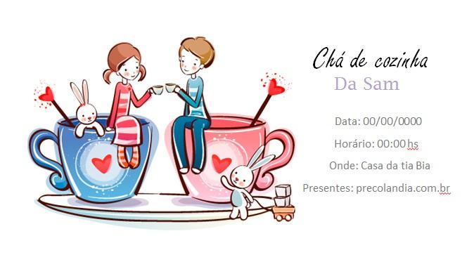 Decoração de Chá de Cozinha Tendências 2013 – Fotos Modelos e Dicas