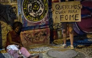 brasil em protesto