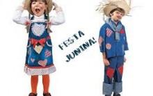 Traje Infantil Para Festa Junina 2013  –Fotos, Modelos, Preço e Onde Comprar