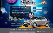 Promoção Grandes Aventuras 2013 – Como Participar