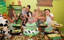 Decoração Festa de Aniversário Infantil Tema Fazendinha – Fotos Dicas Sites de Buffet