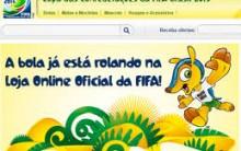 Loja Virtual da FIFA Copa das Confederações 2013  – Comprar Acessórios Online