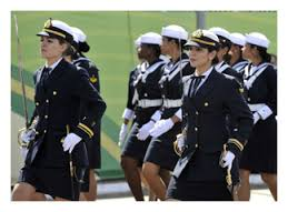 mulheres na marinha