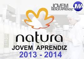 natura jovem aprendiz 2013