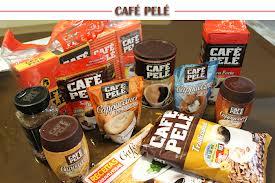 produtos café ´pelé