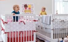 Decoração de Quarto Para Irmãos Gêmeos – Fotos, Modelos e Tendências