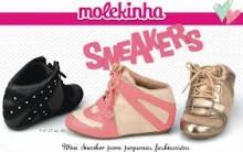 Sneakers Infantil Tendências 2013 – Modelos  Onde Comprar e Qual o Preço