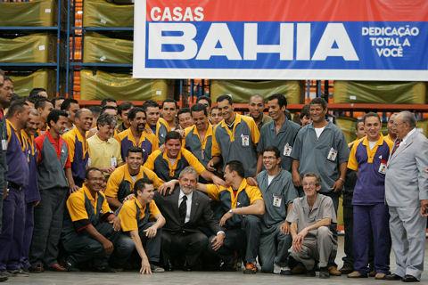 Trabalhar Nas Casas Bahia 2013 – Enviar Currículo Online