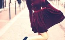Vestidos de Veludo Tendências de Inverno 2013 – Fotos, Modelos e Onde Comprar