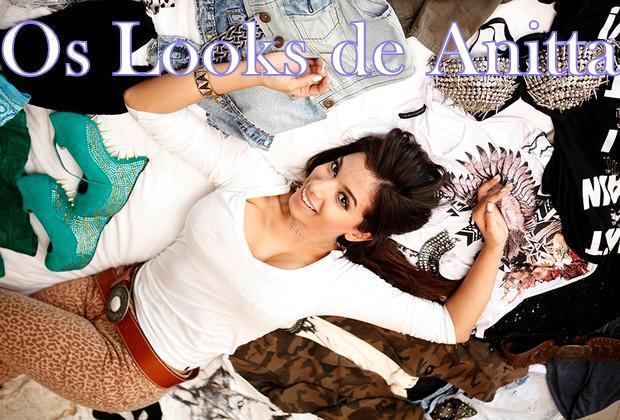 Looks Usados Pela Cantora Mc Anitta – Ver Fotos e Modelos