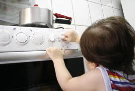 O Que Fazer com as Crianças em Caso de Acidentes Domésticos