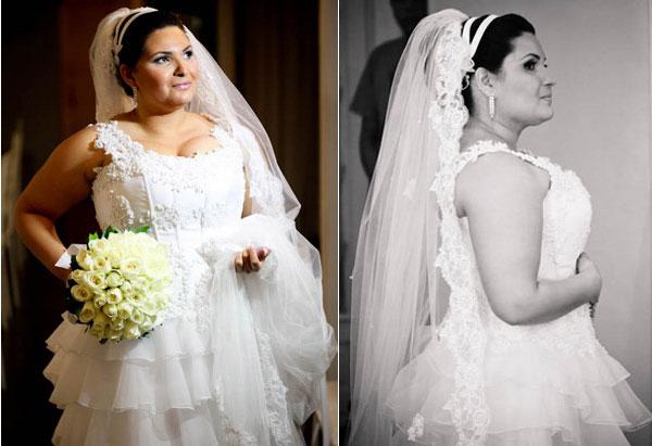 Vestidos de Noiva Para Gordinhas – Modelos 2013