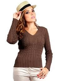 Blusas de Tricô Tendências para o Inverno 2013 – Ver  Fotos e Modelos